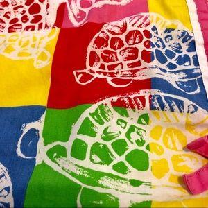 Lilly Pulitzer Shorts - EUC Lilly Pulitzer Turtle Print Skort